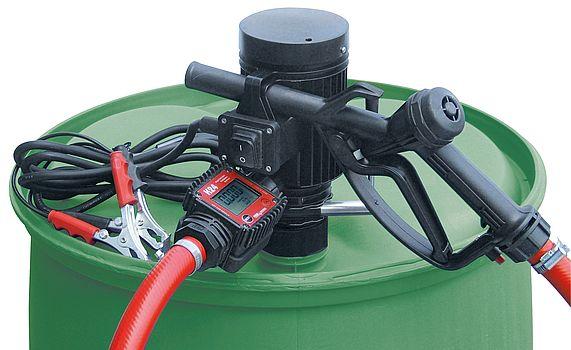 Barrel Pumps For Diesel Zuwa Zumpe