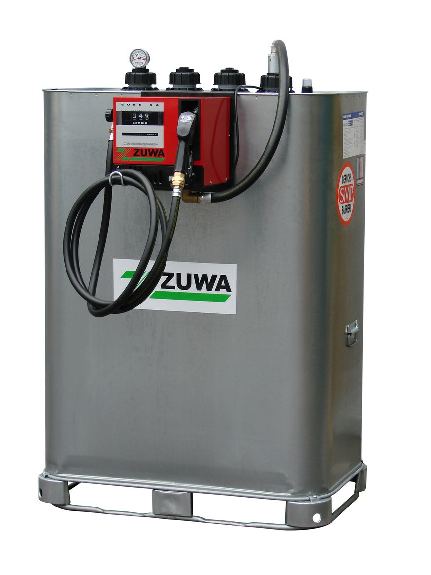Fuel transfer tanks for Diesel buy ZUWA products  ZUWA Zumpe GmbH   Pumpen und Spritzger u00e4te