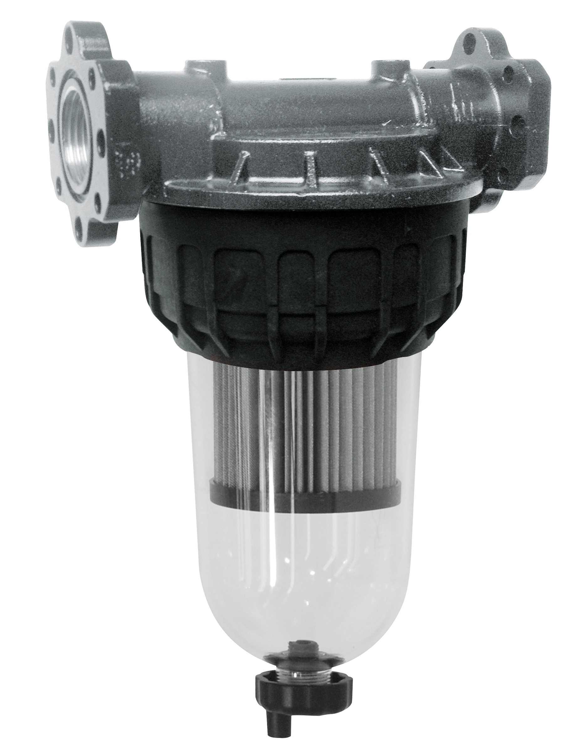 Accessories For Diesel Zuwa Zumpe 7 3 Fuel Filter Assembly And Oil Transparent