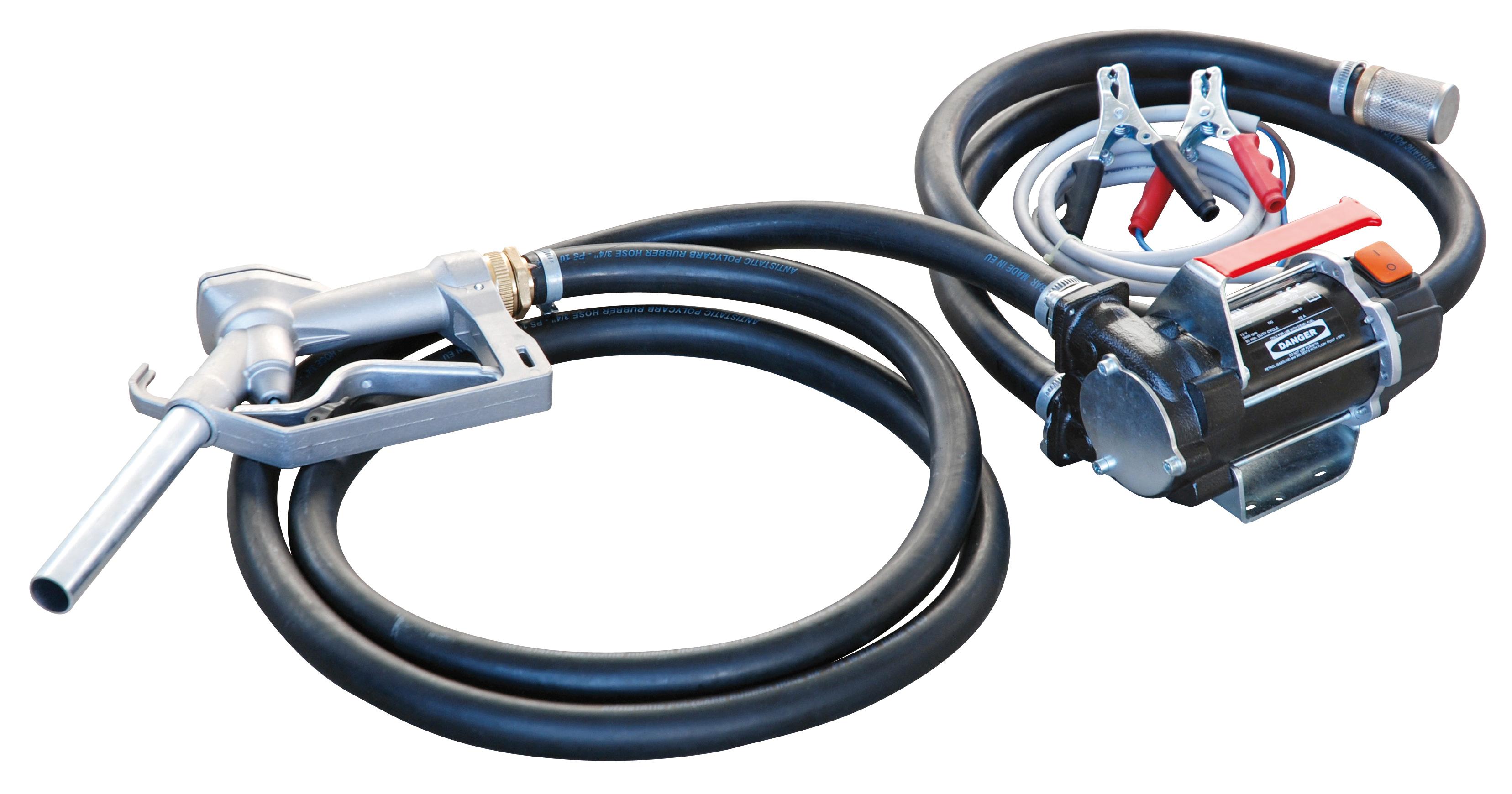 Diesel pump hose