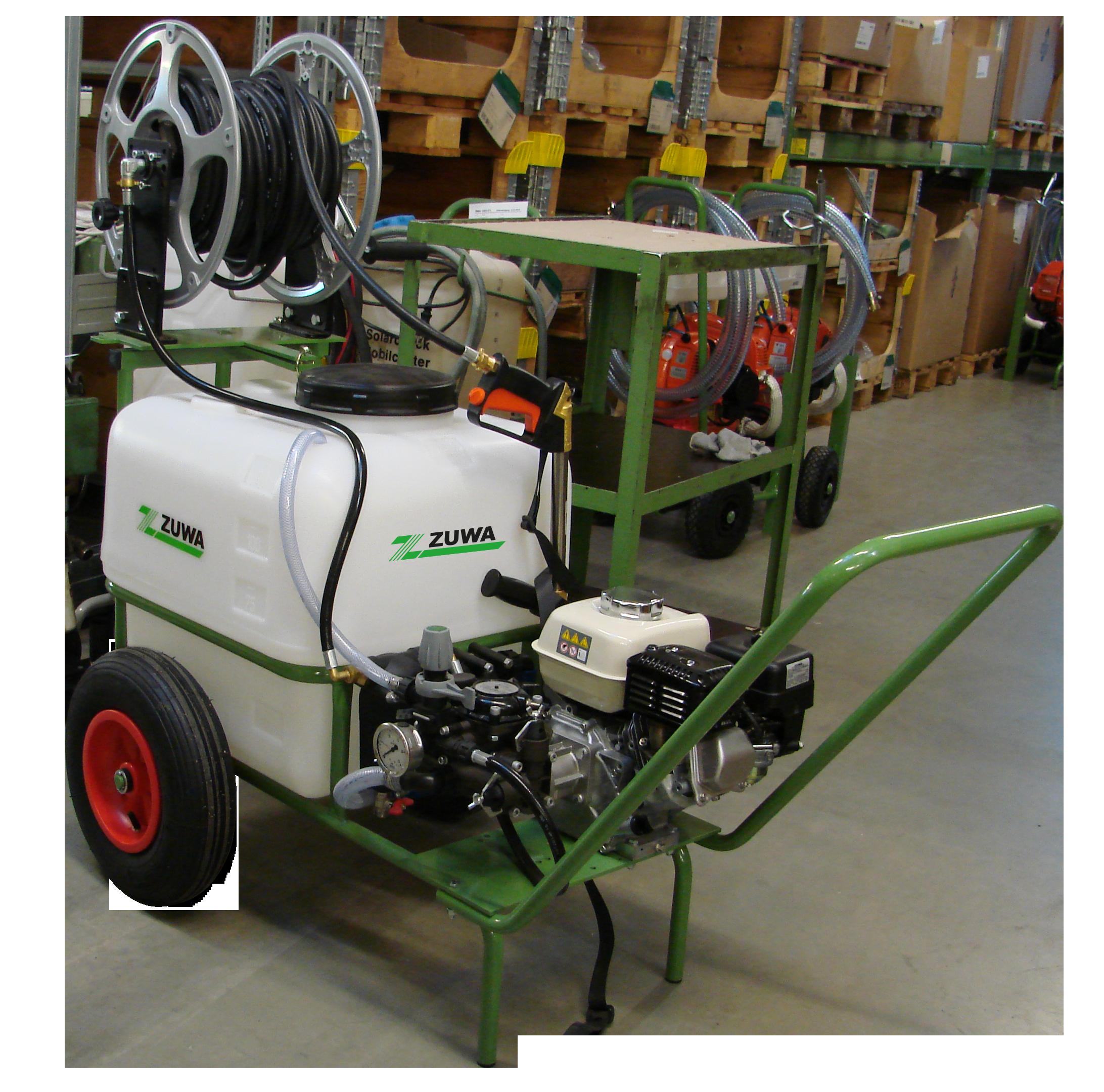 cart sprayer F-120 | ZUWA-Zumpe GmbH